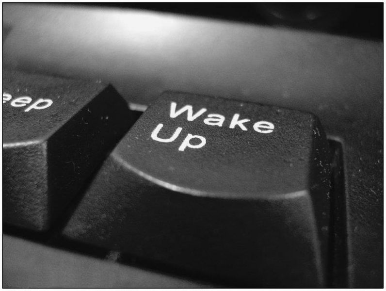 wake-up-keyboard