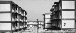 Εργατικές πολυκατοικίες Ν. Φιλαδέλφειας (1955-57)