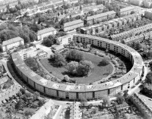 Μπρούνο Ταούτ - Οικισμός ''Πέταλο'' (Βερολίνο, 1925-30)